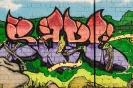 Graffitti I Neustadtsbahnhof, Bremen