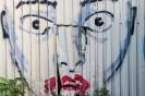 Graffitti V Neustadtsbahnhof, Bremen